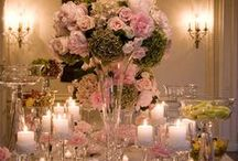 CANDLES & TABLE DECORATIONS