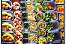 1.2.3 Meal Prep / Prep meals like a pro for on the go nutrition. #fitness #healthy #nutrition #mealprep