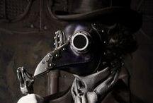 Plague Dr Masks