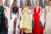 Red Carpet Style / A board dedicated to all of the lovely fashions and hairstyles on the red carpet! See all of your favorite celebrities at their best!
