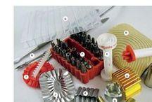ПГ. Инструменты и  формы для ПГ / Различные приспособления для работы с полимерной глиной
