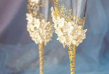ALTERED GLASSES & BOTTLES - 4