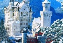 CASTLES / Historical and Medieval castles.