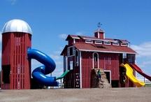 Custom & Themed Playgrounds