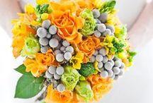 Inspiring Flowers / Favorite flower design for weddings