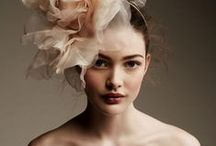 inspiring make up hairstyle / Make Up and hair for an interesting photo shooting
