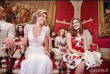 Sala Rossa civil ceremony in Florence, Tuscany / Civil ceremonies in Florence, Italy