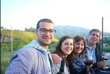 #amici e #sorrisi / I nostri veri premi sono loro, perchè buon #vino fa buon sangue.