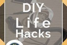 Life Hacks / All the best life hacks every girl should know, for school, for guys, and for teens. Don't miss out on this DIY list of organization tips and hacks for making life easier. Quotes, lessons, and useful information to make parenting easier and less of a hassle. Funny, positive, and creative ideas caught on your Iphone when life gives you lemons! Great photography life hacks for camera savvy people and so much more by DIY Ready.