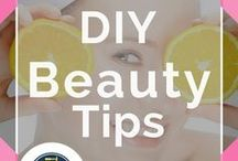 DIY Beauty Tips / All the best beauty recipes and homemade product ideas. Tips for how to whiten your teeth, hacks and treatments, beauty gifts, secrets and so much more. Want to try natural makeup? Check out our homemade DIY scrubs for acne remedies, easy skin regimens, and tips for making use of coconut oil. Treat your body  right with our do it yourself product ideas and handmade skincare tips by DIY Ready.