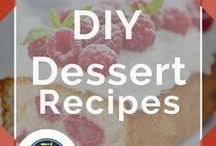 Dessert Recipes DIY / Here are quick and easy dessert recipes for the whole family. Learn how to make mini no bake treats for all seasons. Make frozen desserts to keep and store! If you're having a party - we'll show you how to make large quantities for a crowd and for parties. Make delicious crockpot desserts including apple pie, pumpkin pie, and other great recipes for Thanksgiving! Try our international desserts including Mexican, Italian, French and so many more!