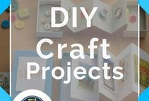 Craft Projects / Crafts and Unique DIY craft projects. DIY Ideas for the home, for adults, for teens, for girls and boys, and even for baby. Learn easy crafting tips and tricks for recycled furniture projects, crafts to make and sell, craft room organization,  small DIY gifts for Christmas & Holiday and Do It Yourself arts and crafts ideas. Looking for crafts for kids to make? Children will love making cute summer craft projects and other seasonal ideas with our step by step tutorials and guides by DIY Ready.