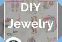 DIY Jewelry / Great tips and tricks for easy DIY jewelry making ideas and tutorials for cool hippies, teens, and adults. Don't miss out on the best DIY jewelry organizers, earrings, charms, fun necklace ideas, rings, and so much more! Learn how to make DIY bracelets on a budget with simple step by step instructions by DIY Ready.