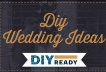 DIY Wedding Projects, Decor, and Decorations | DIY Ready / DIY Weddings, Projects, and Decorations. Homemade wedding decor, gifts, and favors plus other fun wedding projects. Step by step tutorials and instructions show you how to make wedding decor