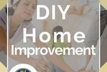 Home Improvement DIY / Home Improvement DIY Projects and Tips