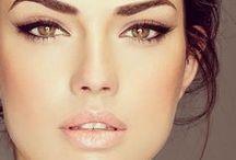 Make up / Fotos com dicas de maquilhagem, e maquiagem gira! :P