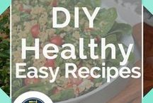 Healthy Recipes Easy / Healthy Recipes - Easy ideas for your healthy lifestyle. Stay fit with these delicious eats and easy food recipe ideas ! Nom Nom Nom