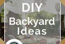 Backyard Ideas / Food, decorations, and activity ideas you can use to create your best summer backyard BBQ party with a focus on DIY projects.    - Please keep your Pin's topic relevant to the board - NO SPAMMING - Please try to limit your Pins to around 5 a day  - Repeated breaking of rules will lead to deletion from board  ...but most importantly, have fun!  Interested in joining the board? Simply follow our Pinterest account and send us a message!
