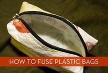 Plastik pose / Emnet handler om plastik poser