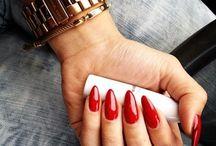 Uhh nice nails...