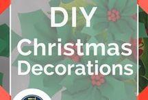 DIY Christmas Decorations / DIY Christmas Decorations. Follow DIY Ready on Pinterest