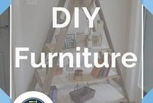 DIY Furniture / DIY Furniture Projects and DIY Furniture Ideas for home decor. Creative Home Decor Ideas for Furnishing Your Apartment or House. DIY Furniture Redo, Ikea Hack Ideas and Knockoffs of designer furniture. The best Do It Yourself Tutorials for Upcycling Ideas.