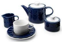 East German - DDR - Tableware Design / East German - DDR - GDR - Tableware - Dinnerware - Design - Vintage Coffee Sets - 50s, 60s, 70s / by Limette63 .