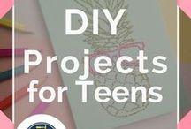 DIY Projects for Teens / DIY Teens - Tweens | Girls and Boys Crafts