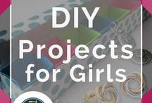 DIY Projects for Girls