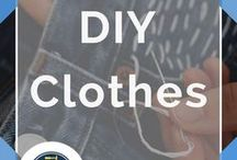 DIY Clothes / DIY Clothes Ideas and DIY Fashion Projects and Accessories, Crafts Ideas for Cool and Easy DIY Clothing with Best Step by Step How To and Tutorials. Women, Teens, Kids, Men, Teens. Free Sewing Patterns, DIY Clothes Sewing Projects + Sewing Tips.