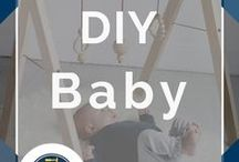 DIY Baby / DIY Baby Ideas for Nursery, Clothes, Crib and Bedding, Wall Art, Decor, Baby Shower Decorations with Do It Yourself Ideas for Homemade Girl Baby Shower and Boy Baby Shower Decor. Gifts, Recipes, Games, DIY Baby Shower Invitations and Party Planning Tips for the best baby DIY. Follow DIY Ready on Pinterest and Facebook.