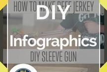 DIY Infographics / DIY Infographics with Do It Yourself Tips, DIY Projects Roundups, Lists of How-To's, Craft Ideas with Step-by-step photos. Infographic pins only for DIY and Crafts, Home Decor, Paint and Home Improvement Tips, Sewing, DIY Clothes, Jewelry Making, Easy Recipes and more. Follow DIY Ready on Pinterest and Facebook. http://diyready.com