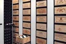 [ Wines Cellars ] / Cave à vins