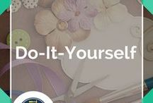 Do It Yourself / All the best DIY Craft Projects, Home Improvement, DIY Lighting, Home Decor Ideas, Homemade Recipes, Pet Projects & More Awesome Tutorials By DIY Ready.