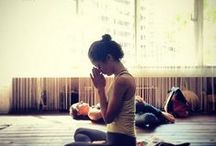 Yoga & Meditation / Ideas, tips and beautiful photos to inspire your yoga and/or meditation practice x
