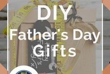 DIY Father's Day Gifts / All the best DIY gift ideas for your Dad, Step-dad or Grandpa. Find gift ideas for Dad, DIY card ideas, gifts kids can make & kids crafts for Dad.