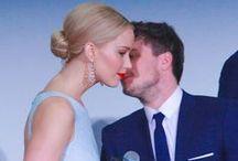 Joshifer / Jennifer Lawrence & Josh Hutcherson - pics - gifs - photos -Joshifer - My OTP <3