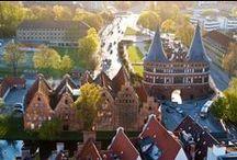 Walking in Germany. / Travel....