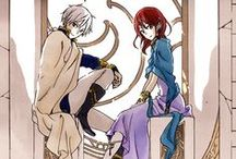 ●Akagami no Shirayuki-hime● / Snow white with the Red hair ♥