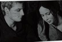 Everlark / Katniss Everdeen - Peeta Mellark - Gif and pics - Josh Hutcherson & Jennifer Lawrence