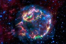 Cosmic Secrets / Space Photographs - Nebulas, Galaxies, Planets and Moons
