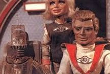 Gerry Anderson •  Fireball XL5 / Fireball XL5 is a science fiction themed children's television show following the missions of spaceship Fireball XL5, commanded by Colonel Steve Zodiac of the World Space Patrol. The show aired for a single 1962—63 series, produced by husband and wife team Gerry and Sylvia Anderson through their company APF, in association with ATV for ITC Entertainment, and first transmitted on ATV on Sunday 28 October 1962.