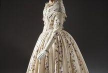 1820-1840 Dresses