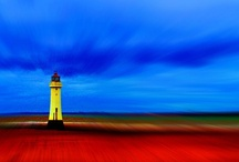 Lighthouses / Towers / I Love Lighthouses <3 / by Mike Mm~