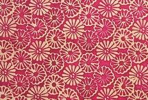 Fabric Prints / Fabric Prints that I Love