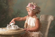 Tea/Coffee Invitations / by Mary T