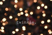 Love Christmas / Kerstmis: ik hou van de sfeer die erom heen hangt...