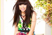 Carly Ray Jepsen / Love her! I saw her in concert! / by Jillian Fox