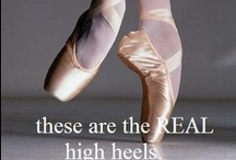 Dance... / I adore Ballet, dance, tutus, pointe shoes, dancers.....