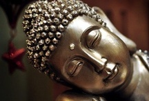 Buddha...Zen / Love Buddhas and zen and peace and serene places ...meditation, quiet, me time <3